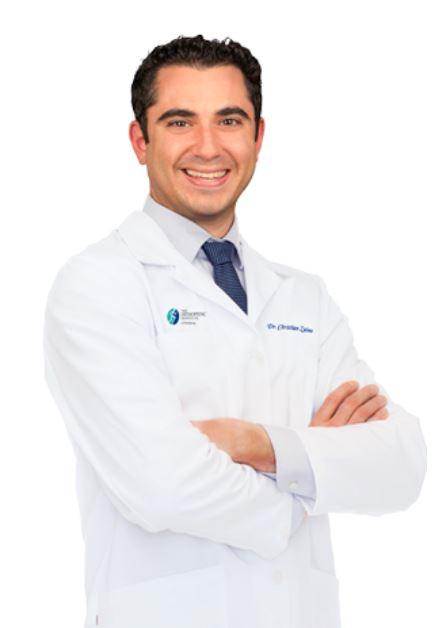 Christian J. Zaino, MD